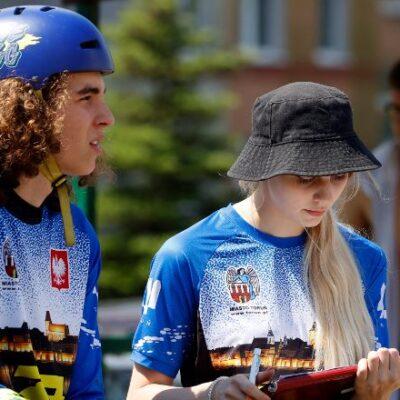 Fryderyka Wojciechowska: Decyzja o trenowaniu speedrowera była jedną z najlepszych (wywiad)